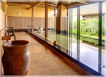 沖縄の日帰り温泉で旅行の疲れを癒そう