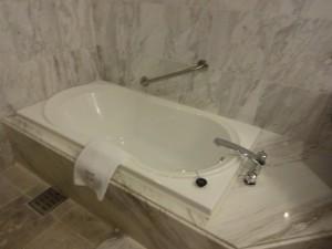 マリオット バスルーム1