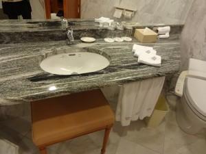 マリオット バスルーム2